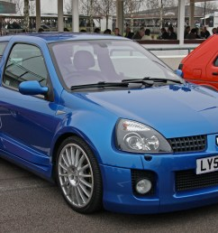 renault clio ii v6 sport coupe 2000 images [ 3687 x 2416 Pixel ]