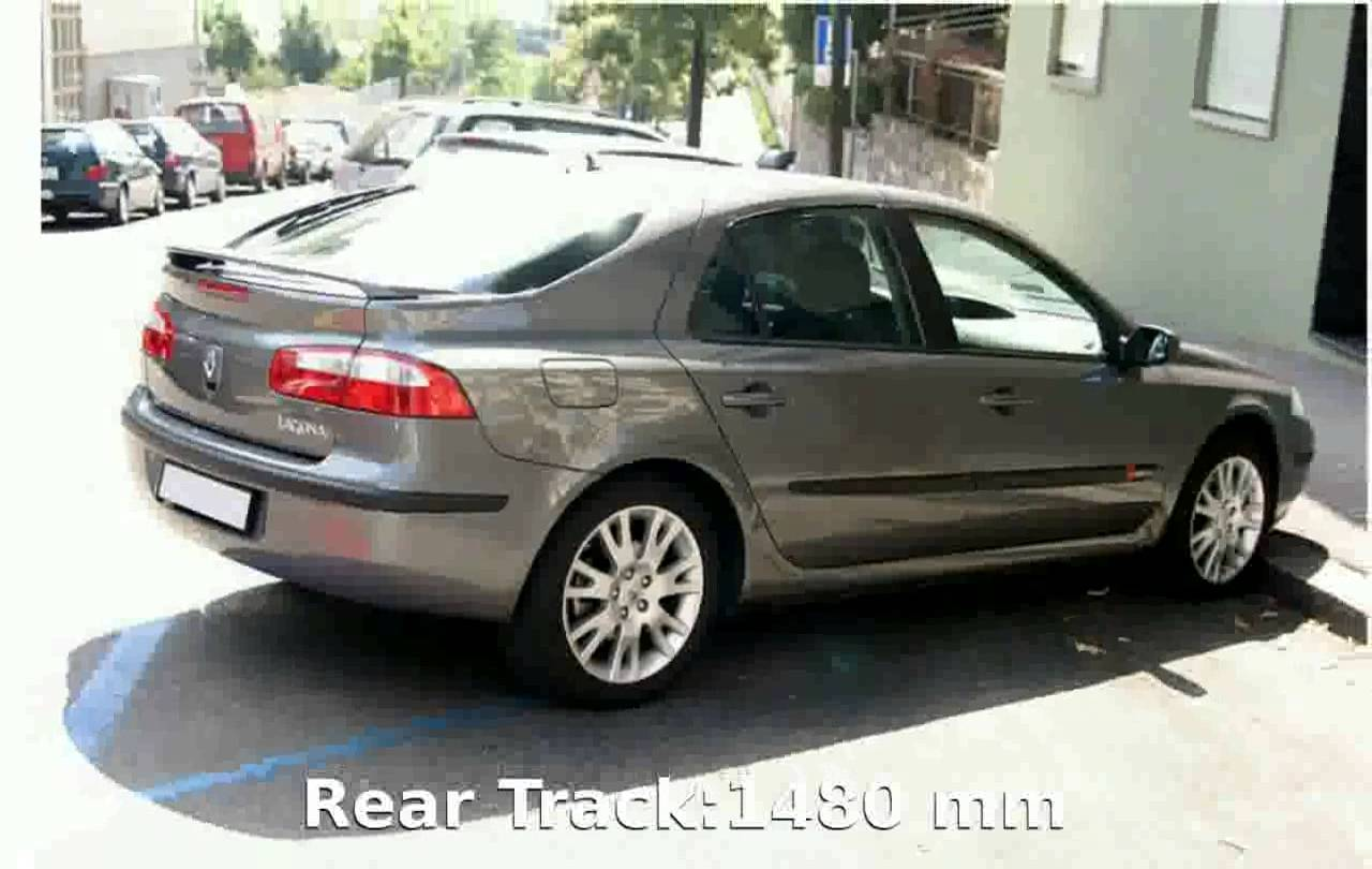 2005 Renault Laguna Ii  Pictures, Information And Specs