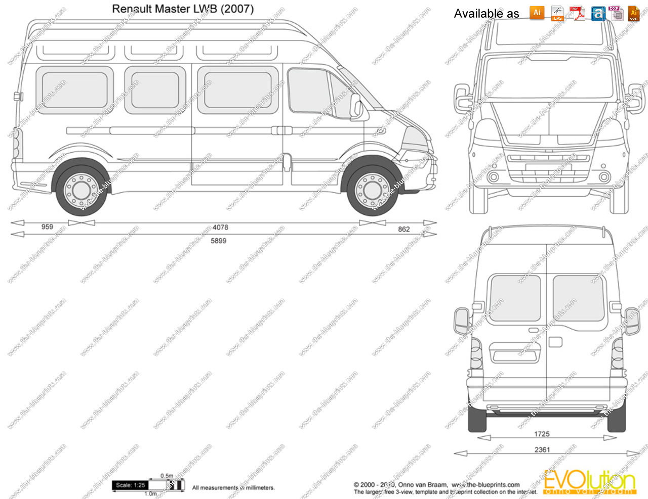 Renault Master Ii Pictures Information And Specs