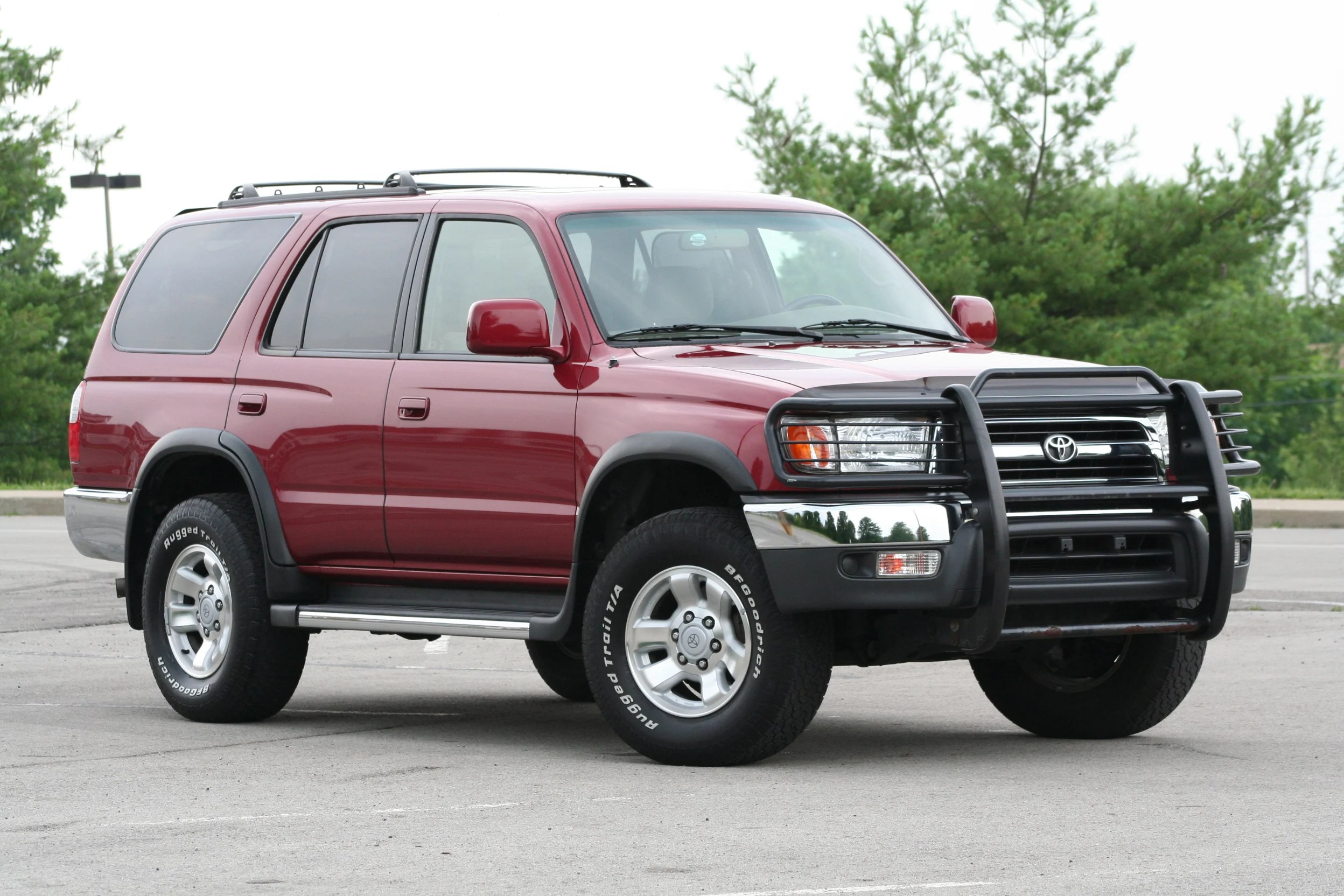 1999 toyota 4runner wiring diagram lte network iii  pictures information and specs