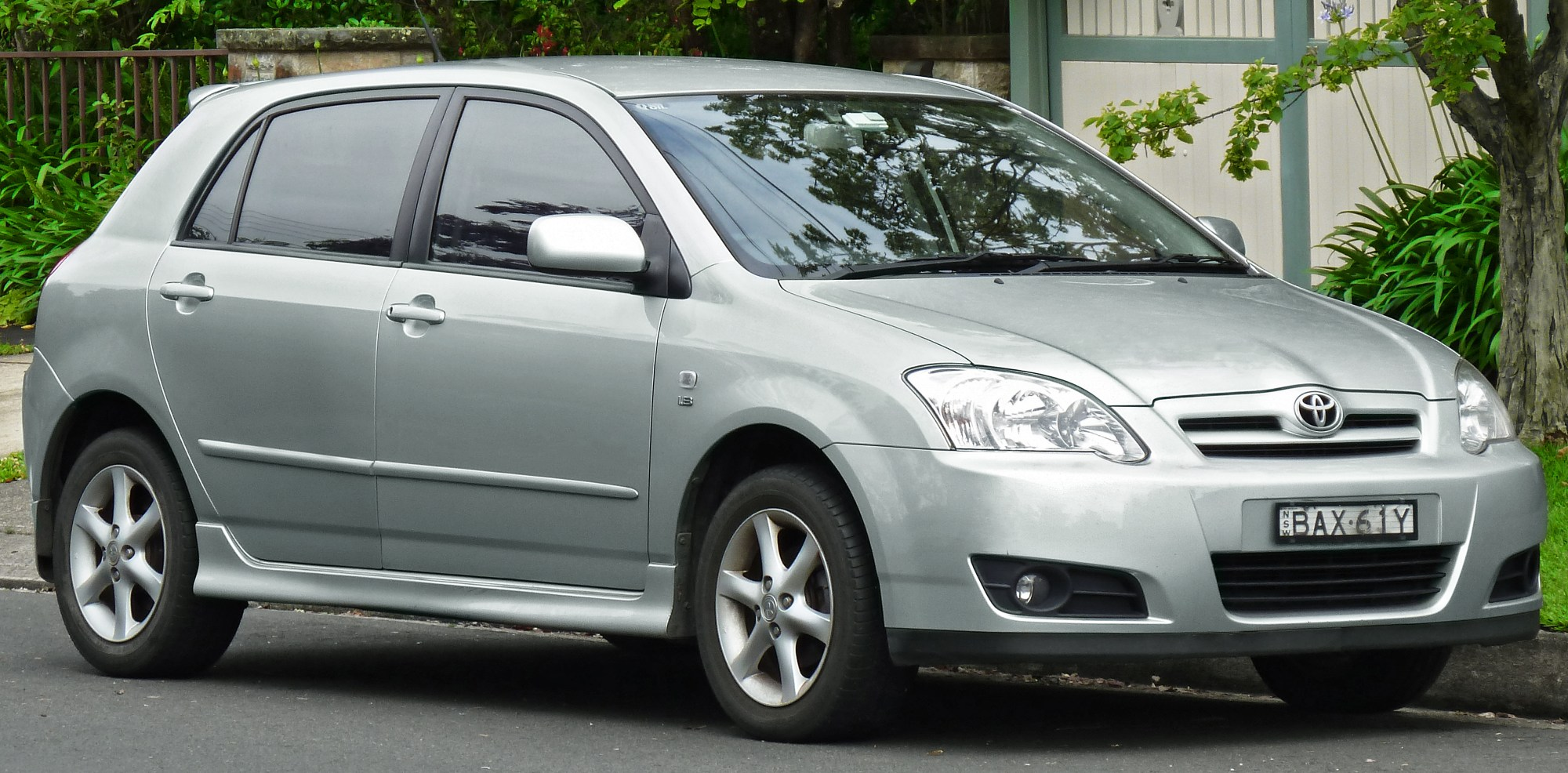 hight resolution of  toyota allex pictures information and specs auto database com