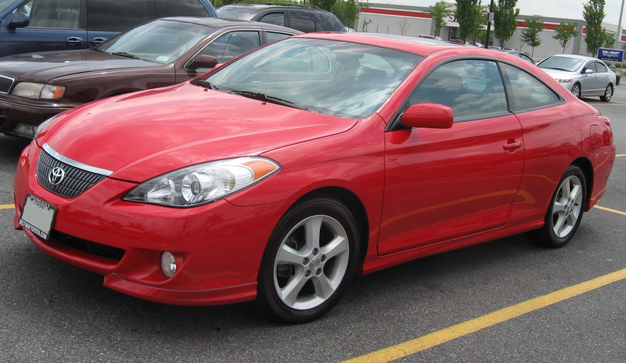 hight resolution of toyota solara wallpaper 3