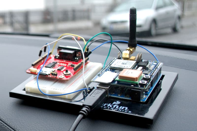 Arduino Board Detail