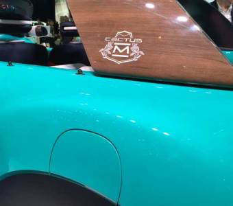 Bild 3: Concept Car Citroën Cactus M