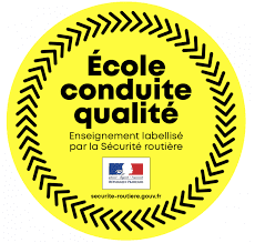 logo label de qualité auto ecole rennes