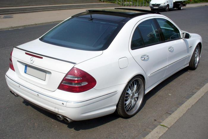 e55 amg wagon for sale