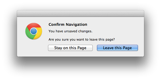 warning javascript window acrobat
