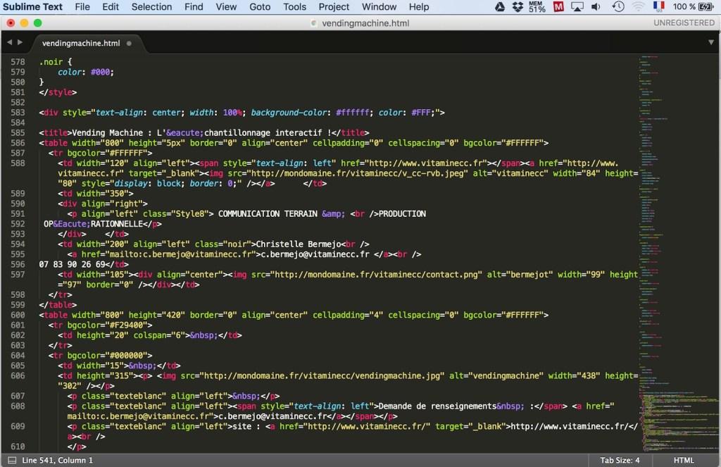 code javascript simple