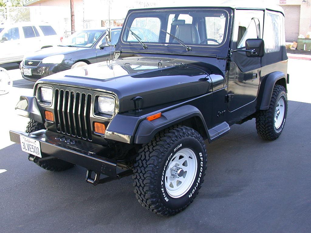 jeep wrangler 3 portes
