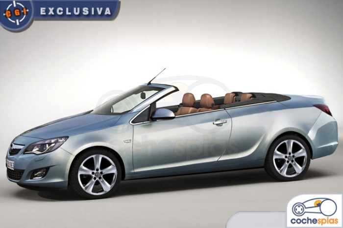 opel coupe cabriolet