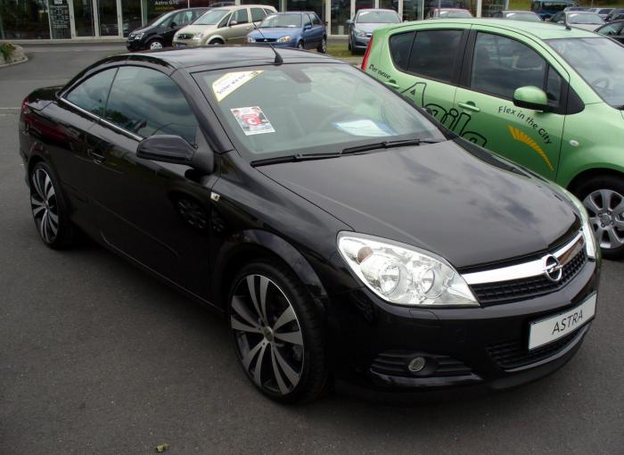 opel astra gtc cosmo