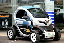 voiture electrique sans permis renault