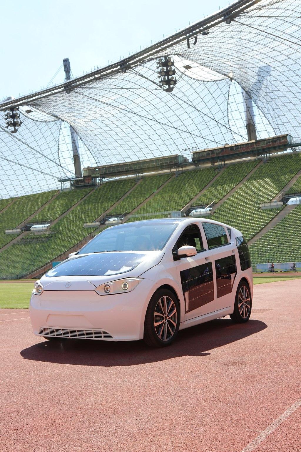 modèle de voiture électrique 2019