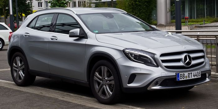 mercedes occasion gla luxembourg