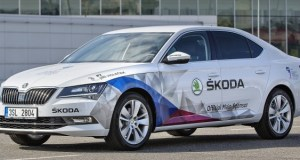 150423 The new SKODA Superb in IIHF Fleet n