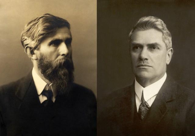 Václav Laurin a Václav Klement