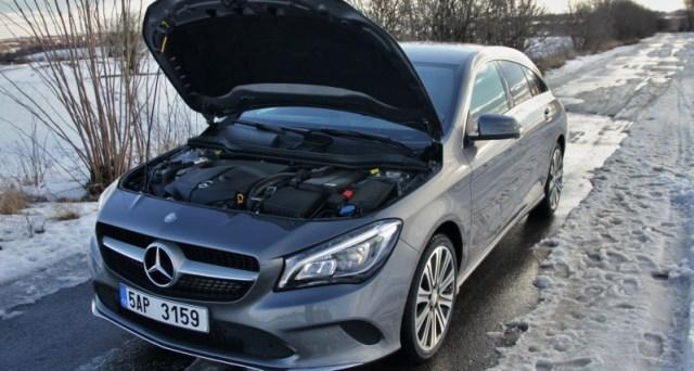 Test Mercedes-Benz CLA 220d 4Matic Shooting Brake