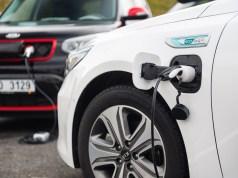 KIA - elektromobily a hybridní automobily