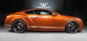 Bentley Continental 1