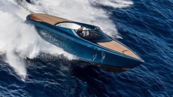 Aston Martin jachta 1