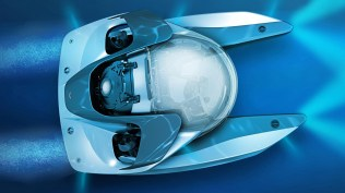 Aston Martin ponorka 1