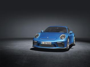 Porsche-911-GT3-Touring-Frankfurt-2017- (1)
