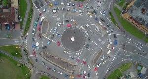 kruhovy objezd velka británie