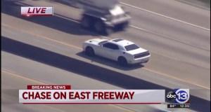 Dodge Challenger SRT Hellcat policejní honicka