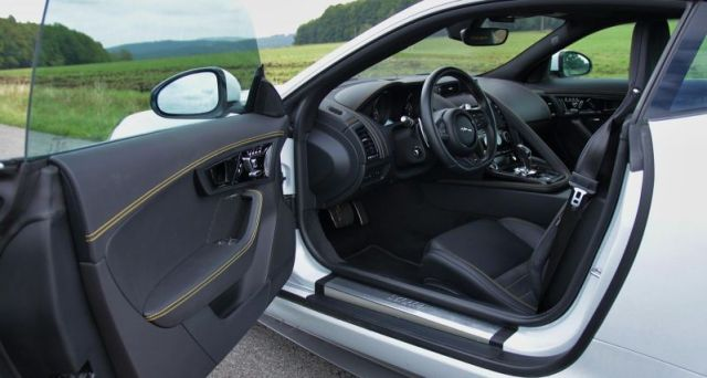 Test Jaguar F‑Type 400 Sport AWD Coupé