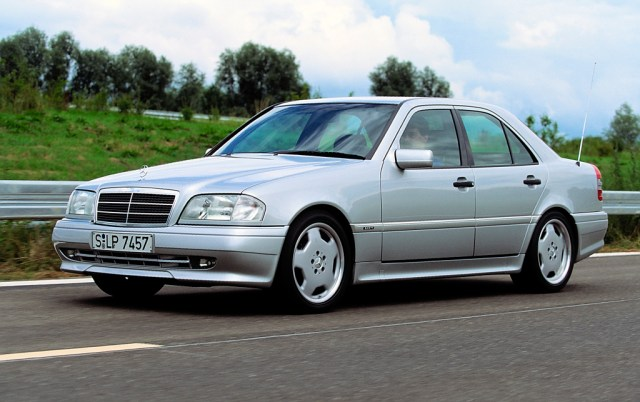 Mercedes-Benz C 36 AMG (1995)