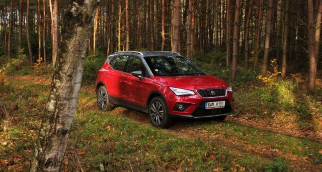 Test SEAT Arona 1.0 TSI 85 kW