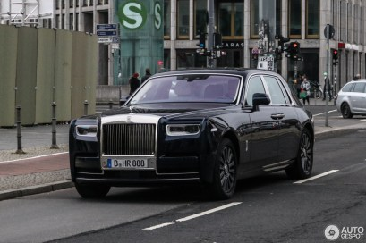 rolls royce phantom 1