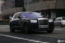 rolls royce phantom 5