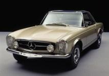 Mercedes-Benz 230 SL (W 113, 1963-1971)