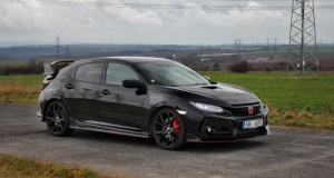 Test Honda Civic Type R (2017)