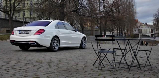Mercedes-Benz S 400 d 4Matic