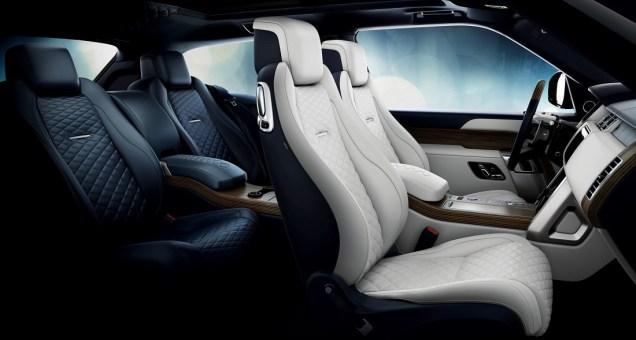 Range Rover SV Coupé 1