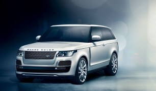 Range Rover SV Coupé 3