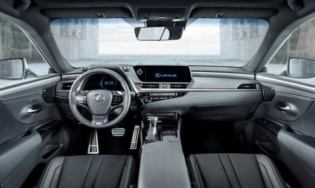 2019 Lexus ES F SPORT