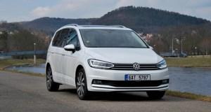 Test Volkswagen Touran 1.8 TSI 132 kW DSG