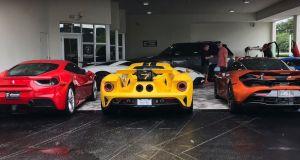 Ford-GT-Ferrari-488-GTB-McLaren-720S-souboj-vyfuku