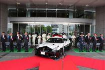 Nissan gtr policie (2)