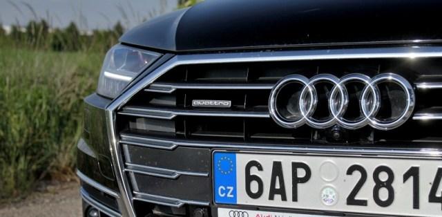 Test Audi A8 50 TDI quattro