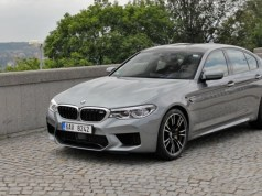 Test BMW M5 M xDrive (F90)