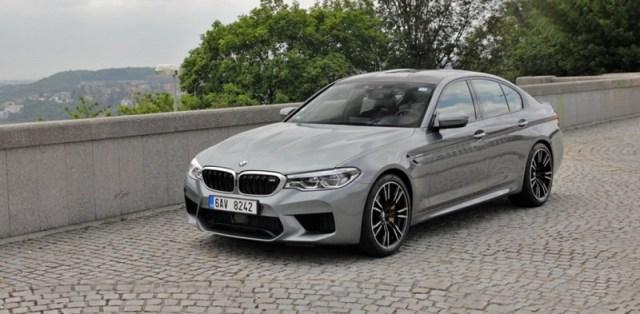 Test BMW M5 M xDrive (F90)