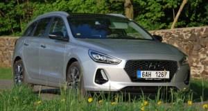 Test Hyundai i30 kombi 1.6 CRDi 7DCT