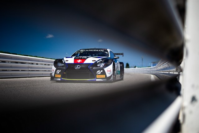 Emil Frey Lexus Racing RC F GT3 01