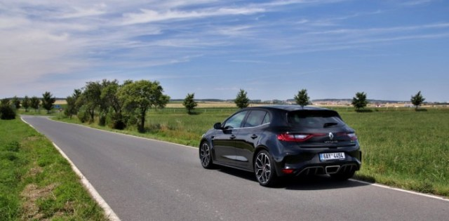 Test Renault Megane R.S. Energy TCe 280