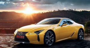 Lexus-LC-Yellow-Edition