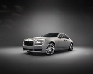 Nová edice Rolls-Royce Silver Ghost konečně odhalena. Odkazuje na minulost